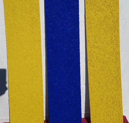 Rubberized Panels